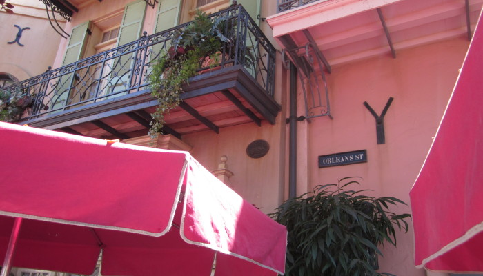 Fun Fact Friday – Fire Insurance Plaques in Disneyland's New Orleans Square