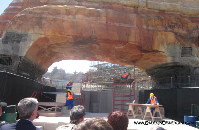 Cars Land Update Video And The Cars Land Height Requirements Babes In Disneyland