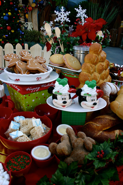 Almost Wordless Wednesday Yum Holiday Treats At The