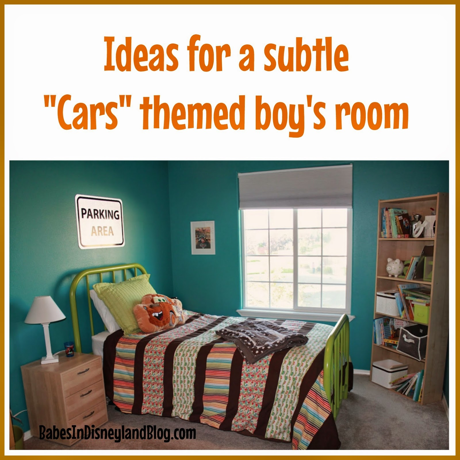 "Bedroom Decor Nz Boy Bedroom Cars Brown Leather Bed Bedroom Ideas Small 1 Bedroom Apartment Floor Plans: ""Cars"" Themed Boys Room"