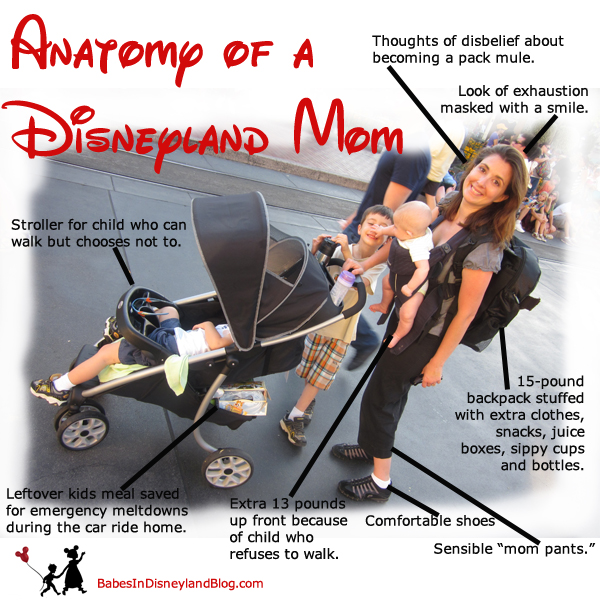 Paris Tn March For Babies Home: What To Pack For A Day At Disneyland Or Disney California