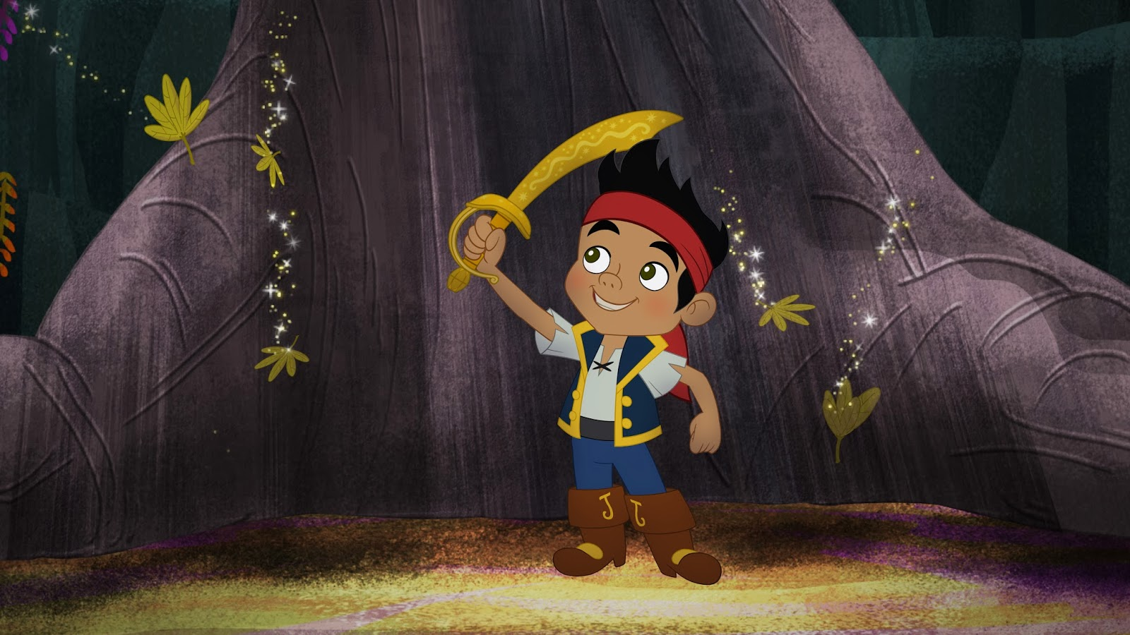 """holiday gift pick: """"jake and the never land pirates: never land"""