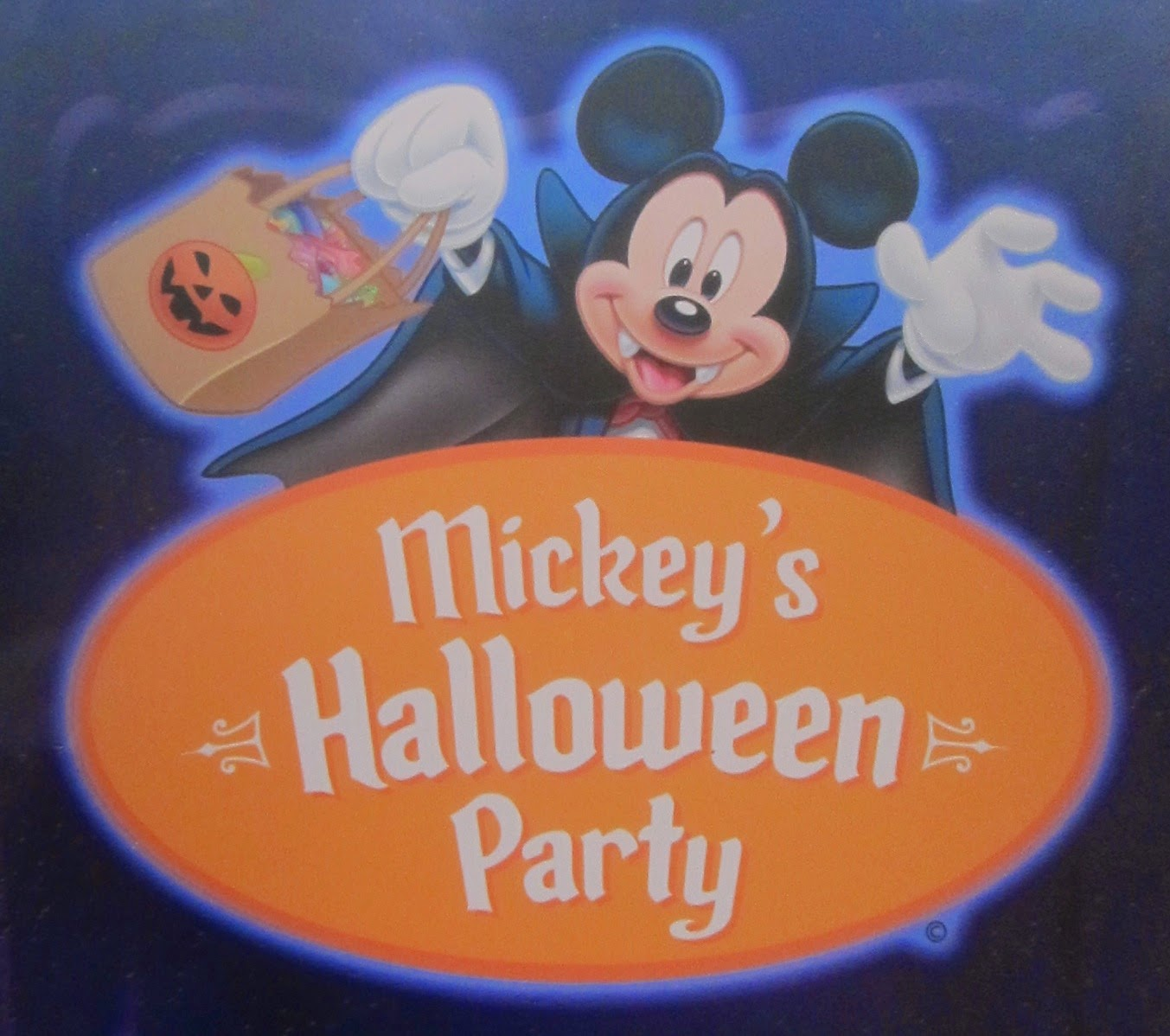 2014 Mickey's Halloween Party Dates Announced - Babes in Disneyland