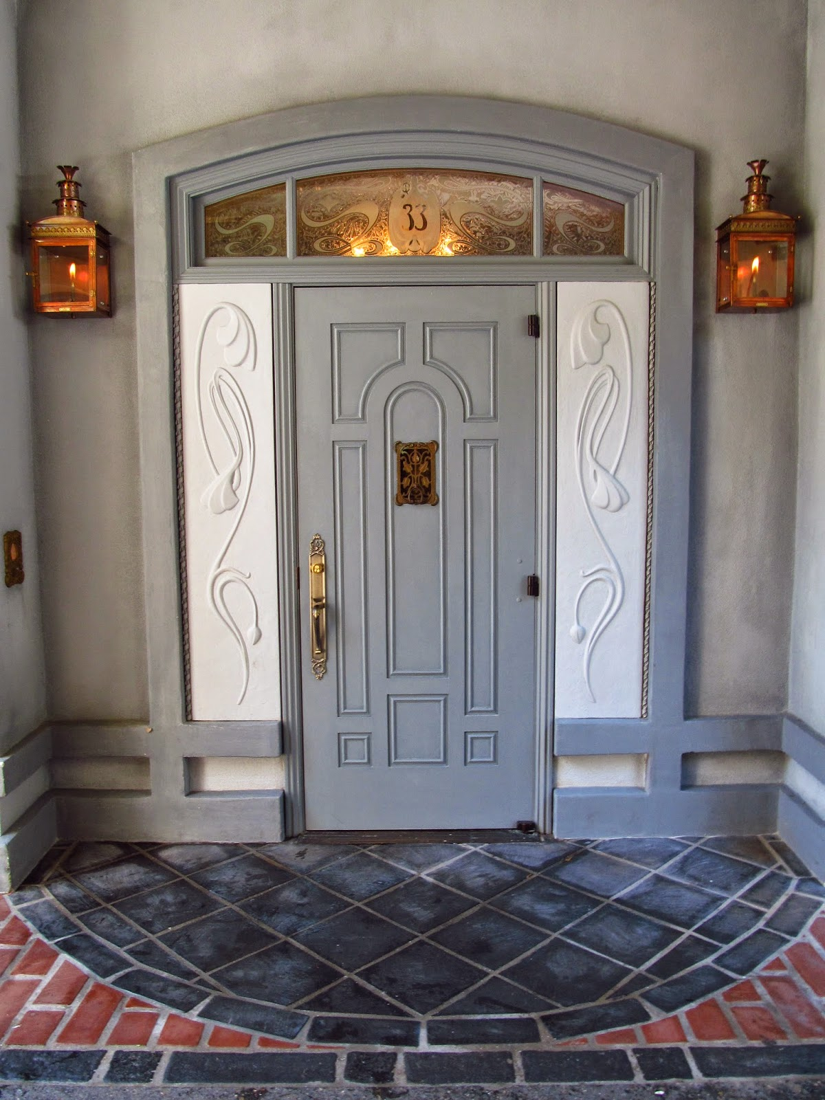 The Club 33 entrance doors & club 33 Archives - Babes in Disneyland