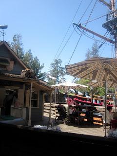 Fun Fact Friday Fowler S Harbor In Disneyland Babes In